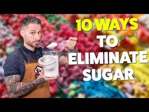 10 Ways To Easily Reduce Your SUGAR Intake
