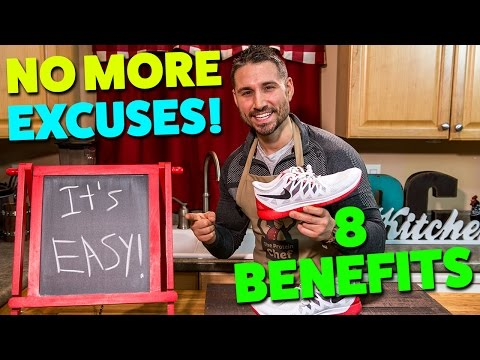 8 BENEFITS of Dieting & Exercise   BUILD CONFIDENCE!