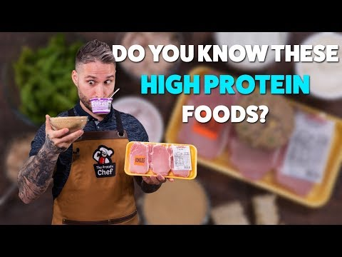 8 Cheap & Healthy High Protein Sources
