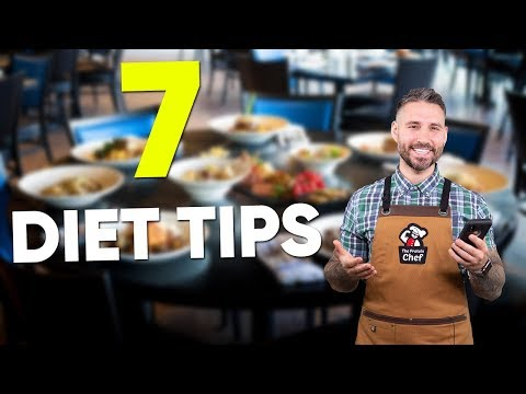 7 Tips For Dieting & Going Out To Eat