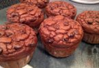 Protein Pumpkin Chocolate Chip Muffins Recipe