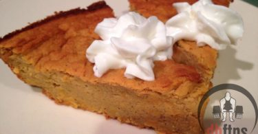 Sweet Potato Protein Pie Recipe