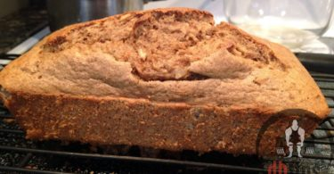 Protein Banana Nut Bread Recipe