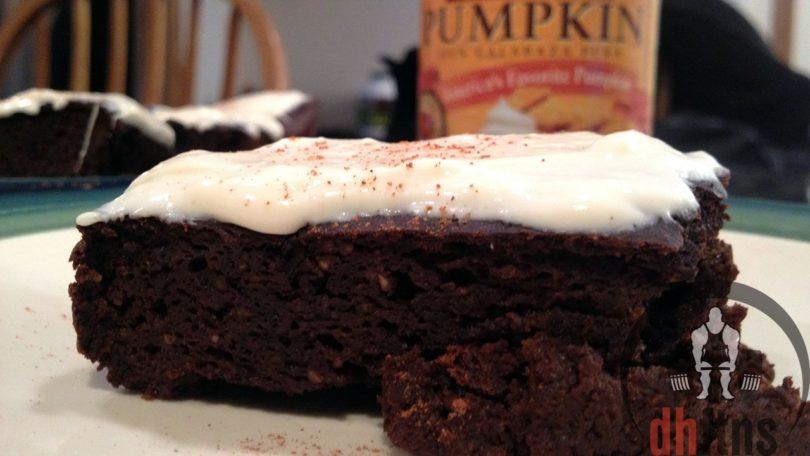 Protein Pumpkin Brownies Recipe