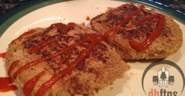 Sriracha Tuna Cakes Recipe