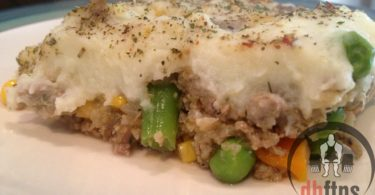 Healthy Shepherds Pie Recipe
