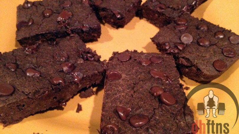 Protein Black Bean Brownies Recipe