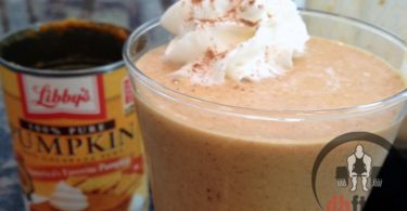 Pumpkin Pie Protein Shake Recipe