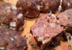 Sriracha Meatballs Recipe
