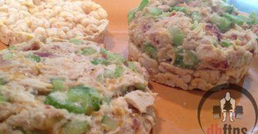 Bacon Tuna Melts Recipe