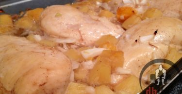 Baked Pineapple Chicken Recipe