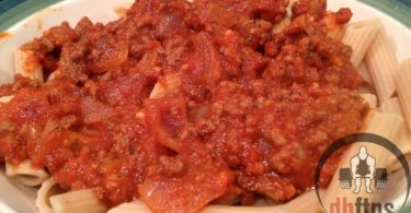 Sriracha Meat Sauce Recipe