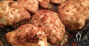 Baked Garlic Chicken Recipe