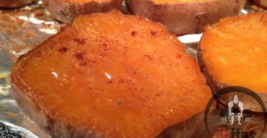 Cut Sweet Potatoes Recipe