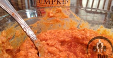 Pumpkin Pie Protein Oatmeal Recipe