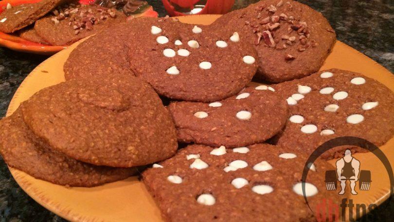 Protein Pumpkin Cookies Recipe