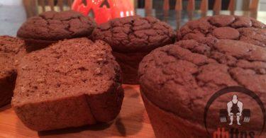 Protein Pumpkin Muffins Recipe