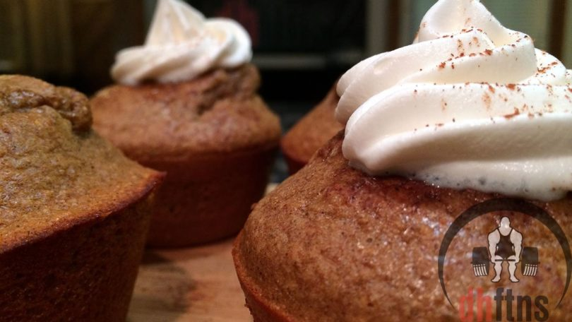 Protein Gingerbread Muffins Recipe