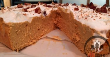 Protein Pumpkin Cheesecake Recipe