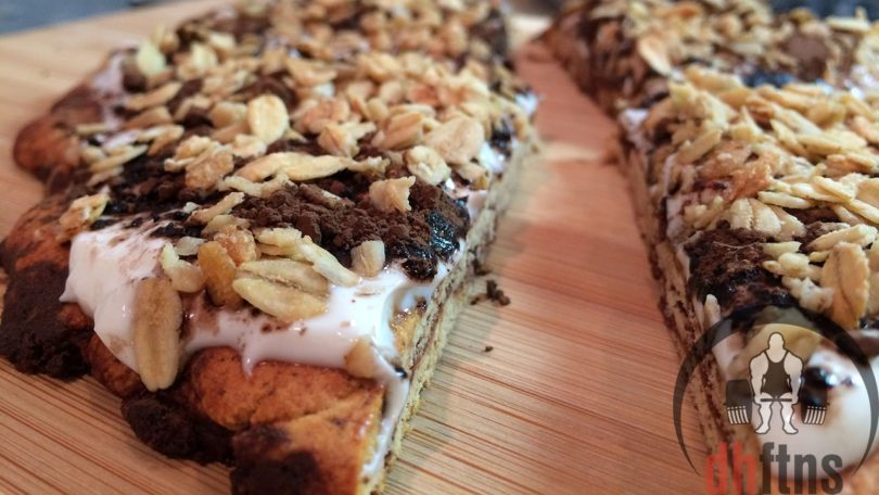 Quest Cookie Pizza Recipe