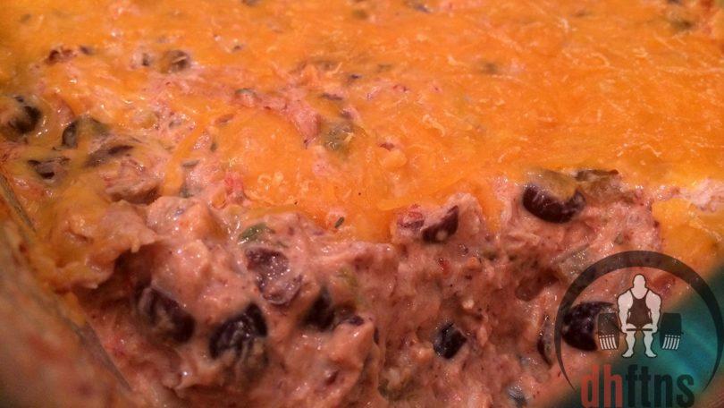 Taco Tuna Bean Dip Recipe