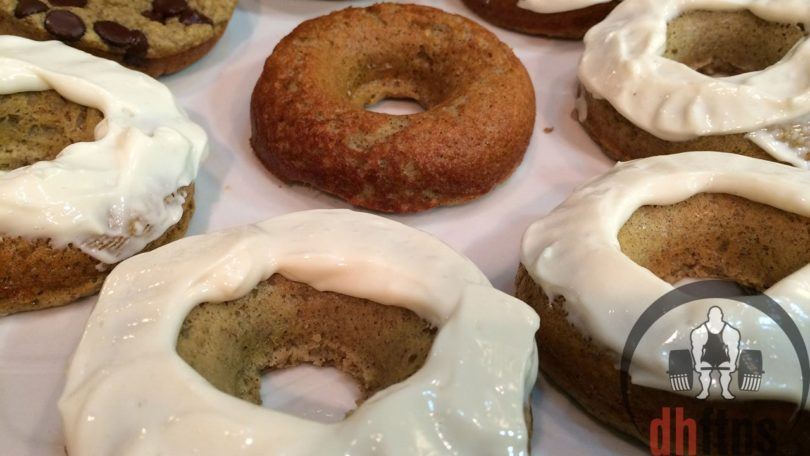 Healthy Protein Doughnuts Recipe