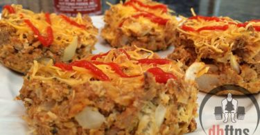 Sriracha Ranch Tuna Cups Recipe