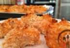 Baked Buffalo Popcorn Chicken Recipe