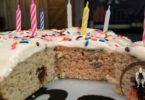 High Protein Birthday Cake Recipe