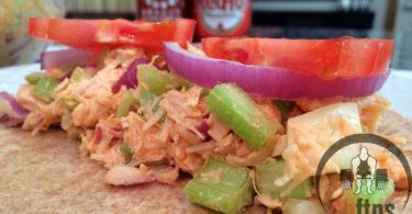 Spicy Canned Chicken Salad Recipe