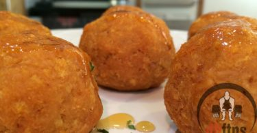 Sweet and Sour Tuna Balls Recipe