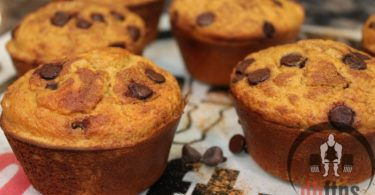 Coffee Cake Protein Muffins Recipe