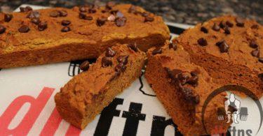 Protein Pumpkin Bread Recipe