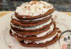 Tiramisu Protein Pancakes Recipe