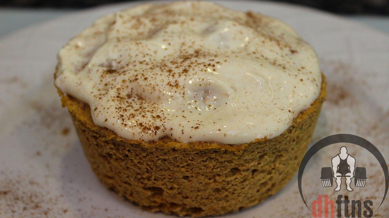 Protein cake recipe microwave