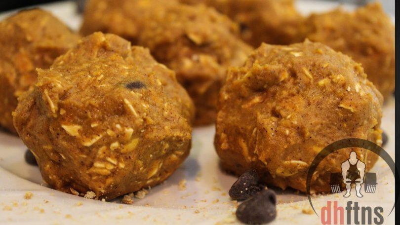 Pumpkin Pie Protein Balls Recipe