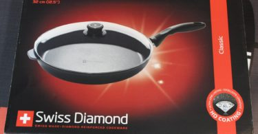 Swiss Diamond Nonstick Fry Pan Review