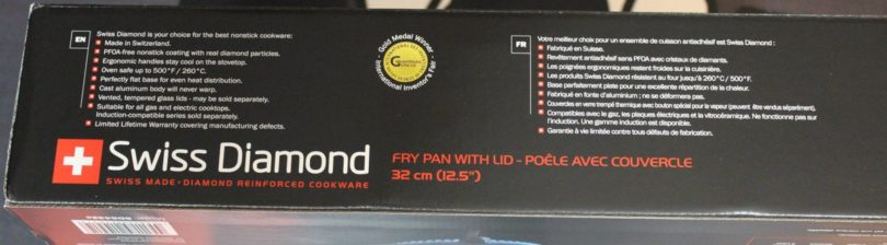 Swiss Diamond Nonstick Fry Pan Review