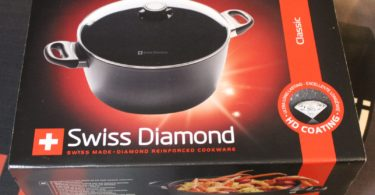 Swiss Diamond Nonstick Stock Pot Review