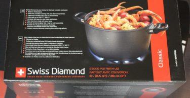Swiss Diamond Nonstick Stock Pot Review