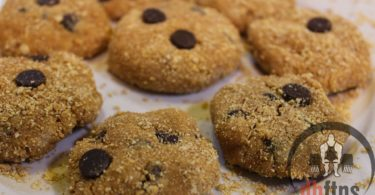 Protein Chocolate Chip Cookie Dough Bites Recipe