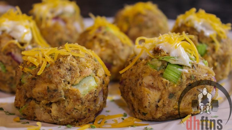 Tuna Melt Balls Recipe Healthy Cheap