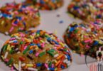 Birthday Cake Protein Bites Recipe