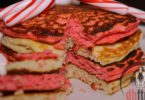 Candy Cane Protein Pancakes Recipe