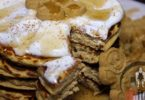 Gingerbread Protein Pancakes Recipe