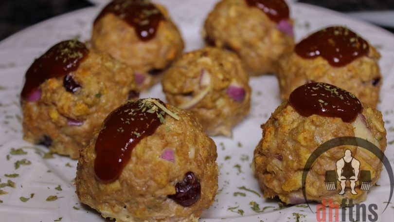 Healthy Holiday Meatballs Recipe