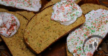 Protein Gingerbread Recipe