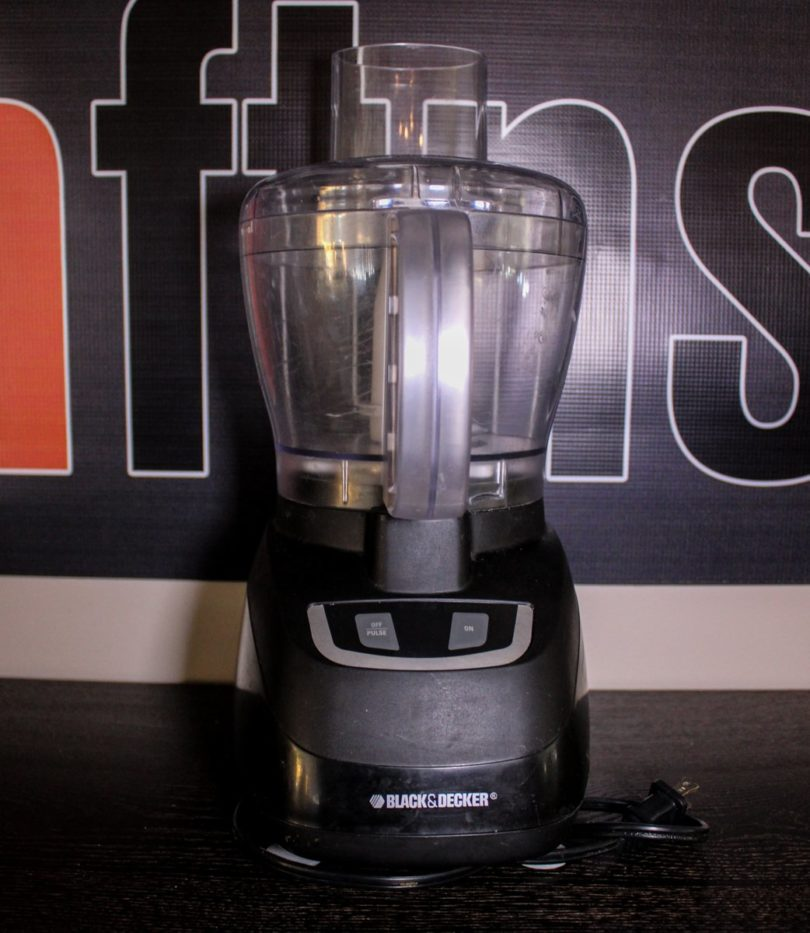 Black & Decker FP1600B 8-Cup Food Processor Review