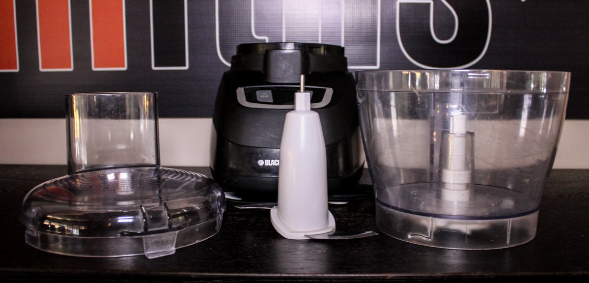 Black Decker Food Processor  Cup