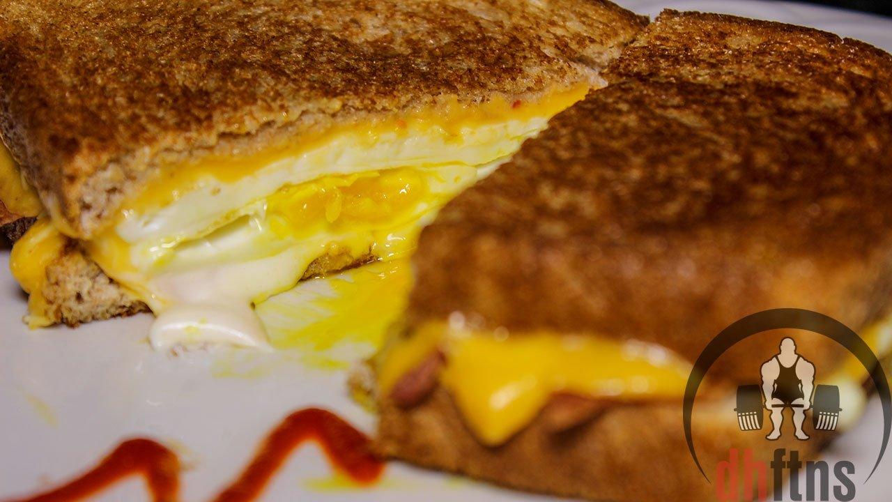 Bodybuilding Grilled Cheese Sandwich Recipe